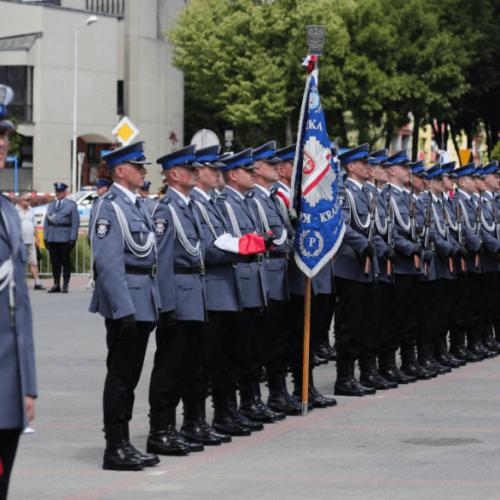 Uroczyste obchody Święta Policji w Małopolsce