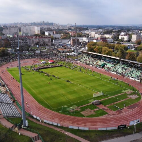 2,5 mln na remont stadionu