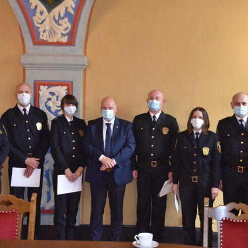 Strażnicy z awansami