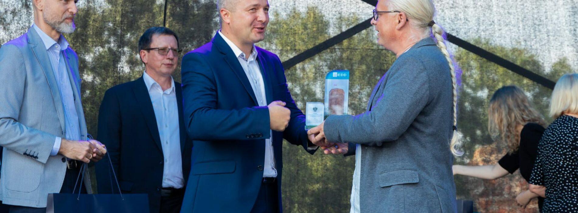 Grudziądzki historyk nagrodzony